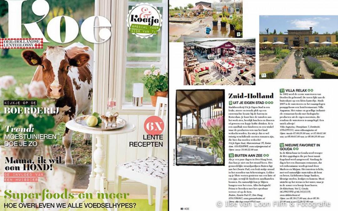 Foto's voor Menu kaart & Magazine