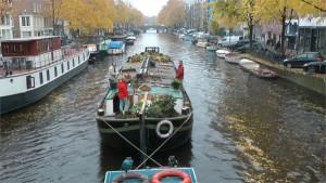 Houseboat Museum Amsterdam
