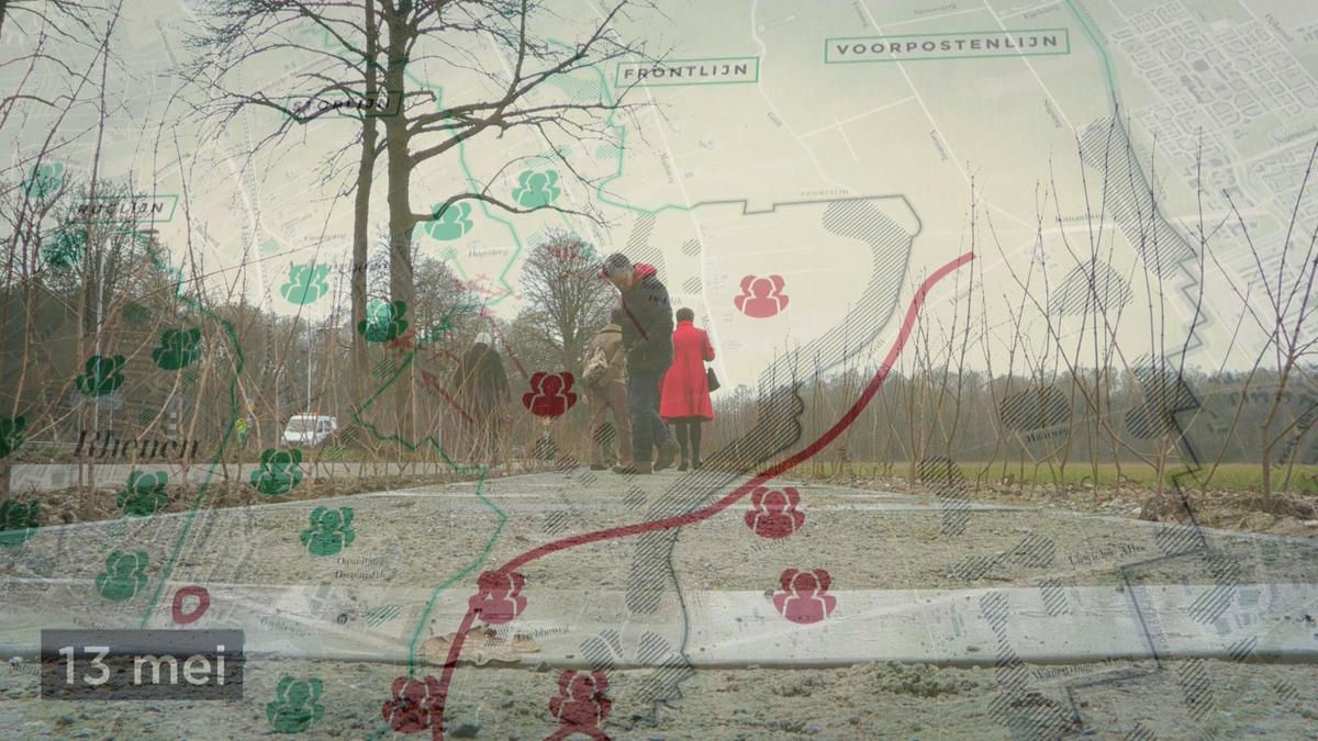 Fragmenten en Patronen & 'Slag om Grebbeberg'